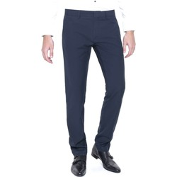 textil Hombre pantalones chinos Antony Morato MMTR00321 FA600040 Trousers Hombre Blue Blue