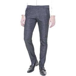 textil Hombre pantalones chinos Antony Morato MMTR00321 FA950082 Trousers Hombre Blue Blue