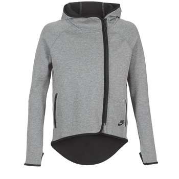 textil Mujer sudaderas Nike TECH FLEECE CAPE FZ Gris