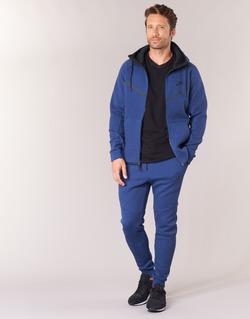textil Hombre Pantalones de chándal Nike TECH FLEECE JOGGER Azul