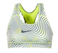 textil Mujer Sujetador deportivo  Nike NIKE PRO CLASSIC BRA Amarillo / Gris