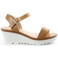 Zapatos Mujer Sandalias La Push 2076 Marrón