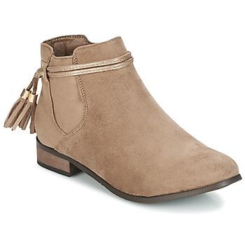 Zapatos Mujer Botas de caña baja Moony Mood GATHA Topotea