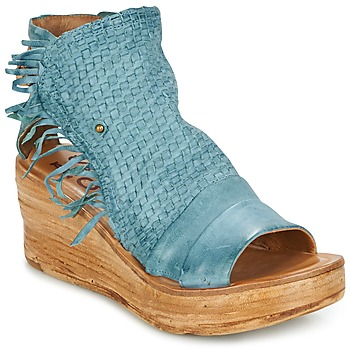 Zapatos Mujer Sandalias Airstep / A.S.98 NOA Azul