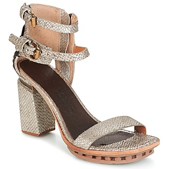 Zapatos Mujer Sandalias Airstep / A.S.98 CALMORA Gris / Envejecido / Rosa