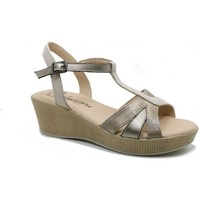 Zapatos Mujer Sandalias Relax 4 You BS172001 beige