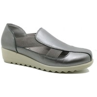 Zapatos Mujer Sandalias Relax 4 You BS17411 gris