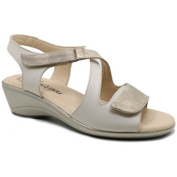 Zapatos Mujer Sandalias Relax 4 You BS171002 beige