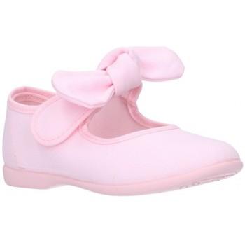 Zapatos Niña Bailarinas-manoletinas Batilas 10601 - Rosa rose