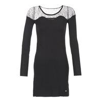 textil Mujer vestidos cortos LPB Shoes DARTO Negro