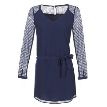 textil Mujer vestidos cortos Les P'tites Bombes MALIS Marino