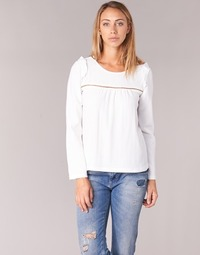 textil Mujer Tops / Blusas Betty London HAMONE Crudo