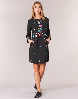 textil Mujer vestidos cortos Derhy BASTILLE Negro
