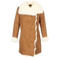 textil Mujer Abrigos Derhy RADEAU Camel