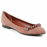 Zapatos Mujer Bailarinas-manoletinas Marc Jacobs CHAIN BABIES Marrón