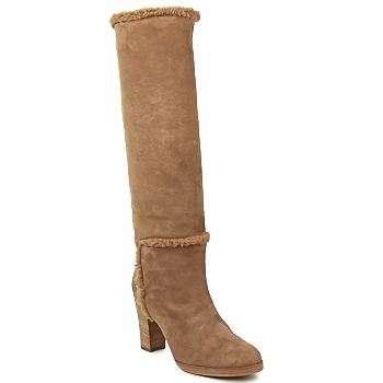 Zapatos Mujer Botas urbanas Veronique Branquinho MERINOS Marrón