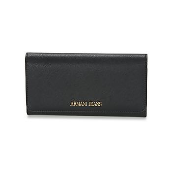 Bolsos Mujer Cartera Armani jeans SALDI Negro