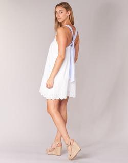 textil Mujer vestidos cortos Betty London GRAMA Crudo