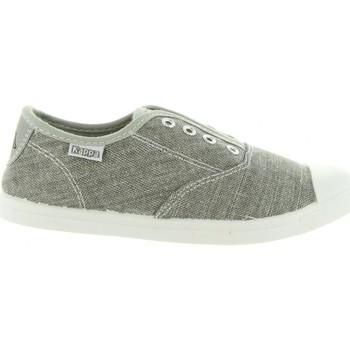 Zapatos Niños Zapatillas bajas Kappa 303R510 KEYSY Gris