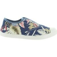 Zapatos Niños Zapatillas bajas Kappa 303R510 KEYSY Negro
