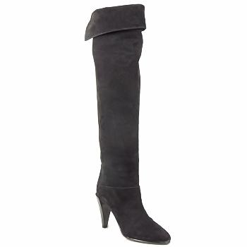 Zapatos Mujer Botas a la rodilla Veronique Branquinho LIBERIUS Negro