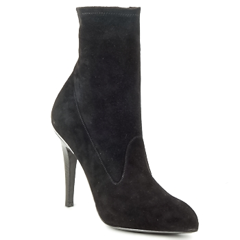 Zapatos Mujer Botines Michael Kors STRETCH LB Negro