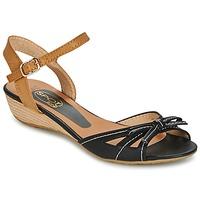 Zapatos Mujer Sandalias Spot on  Negro