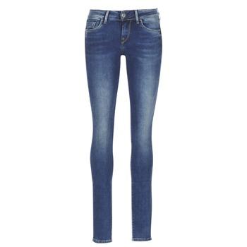 textil Mujer vaqueros slim Pepe jeans SOHO Z63 / Azul / Medium
