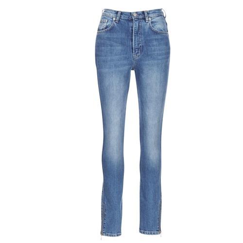 Vaqueros Jeans Mujer Ga7Azul Claro Gladis Slim Pepe Textil hrsQxBtdC