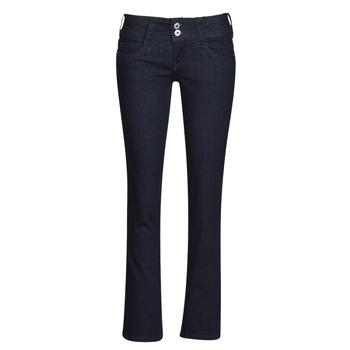 textil Mujer vaqueros rectos Pepe jeans GEN Azul / M15