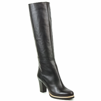 Zapatos Mujer Botas urbanas Jil Sander NATURE Negro