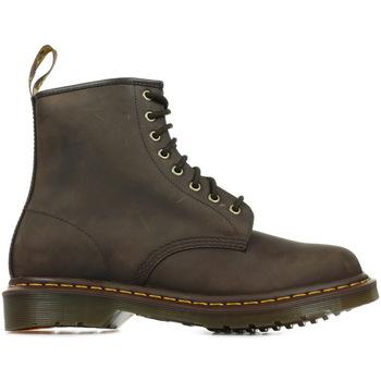 Zapatos Mujer Botas de caña baja Dr Martens 1460 Marrón