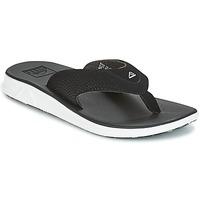 Zapatos Hombre Chanclas Reef REEF ROVER Negro / Blanco