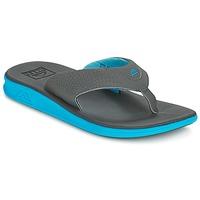 Zapatos Hombre Chanclas Reef REEF ROVER Gris / Azul