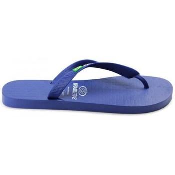 Zapatos Mujer Chanclas Brasileras UBCLAM19 Azul