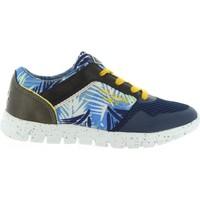 Zapatos Niños Zapatillas bajas Lois Jeans 83724 Azul