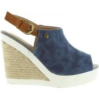 Zapatos Mujer Sandalias Lois 85196 Azul
