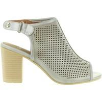 Zapatos Mujer Sandalias Lois Jeans 85104 Gris