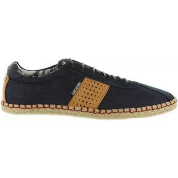 Zapatos Hombre Alpargatas Lois 84422 Azul