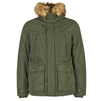 textil Hombre parkas Jack & Jones MOUNTAIN ORIGINALS Kaki