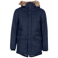 textil Hombre parkas Jack & Jones LAND CORE Marino