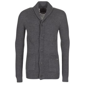 textil Hombre Chaquetas de punto Jack & Jones INSPECT ORIGINALS Gris