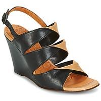 Zapatos Mujer Sandalias Chie Mihara CRUSH Negro