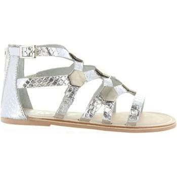 Zapatos Niña Sandalias Cheiw 45632 Plateado