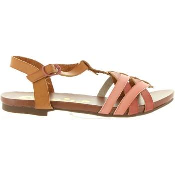 Zapatos Niña Sandalias Cheiw 45650 Rojo