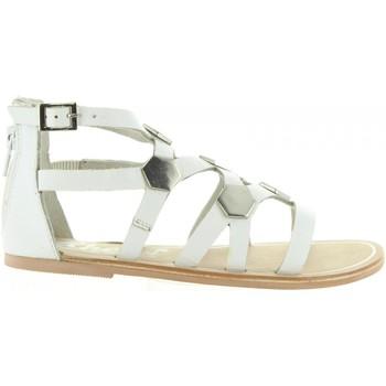 Zapatos Niña Sandalias Cheiw 45632 Blanco