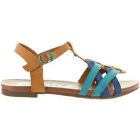 Zapatos Niña Sandalias Cheiw 45650 Azul