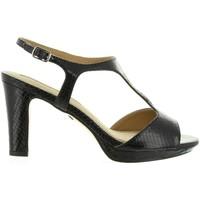 Zapatos Mujer Sandalias Maria Mare 66206 Negro
