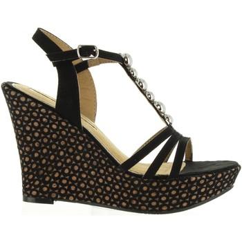 Zapatos Mujer Sandalias Maria Mare 66339 Negro