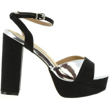 Zapatos Mujer Sandalias Maria Mare 66365 Negro